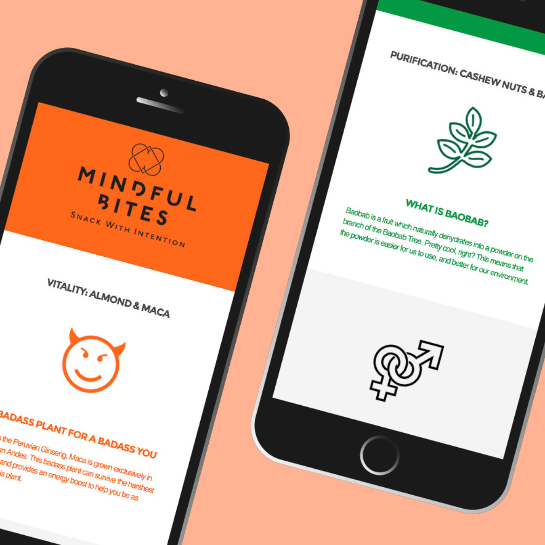 Mindful Bites App
